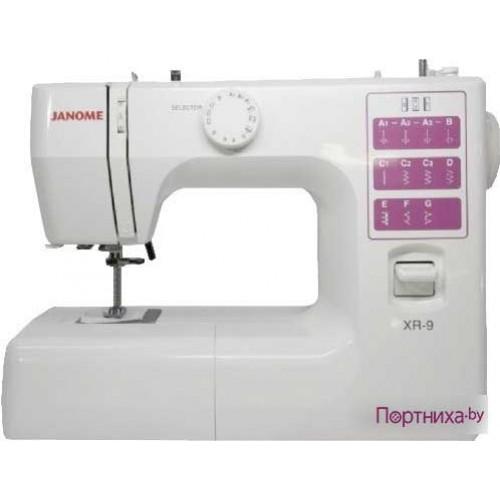 Швейная машинка Janome XR 9
