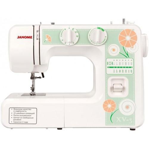 Швейная машинка Janome XV 3