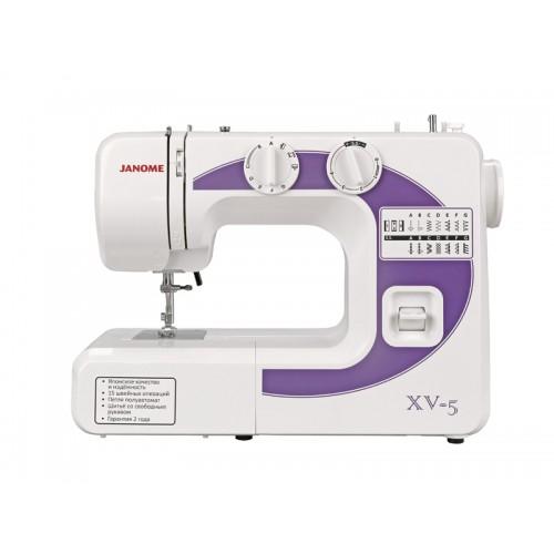 Швейная машинка Janome XV 5