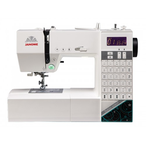 Швейная машинка Janome Jubilee 60809