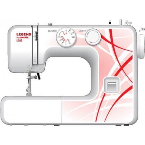 Швейная машинка Janome Legend LE-20