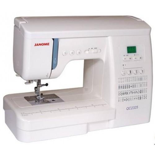 Швейная машинка Janome QC 2325
