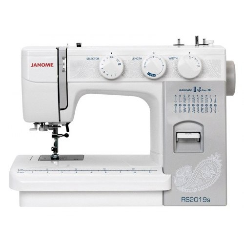 Janome RS2019S
