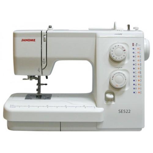 Швейная машинка Janome SE 522