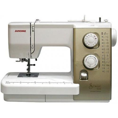 Швейная машинка Janome SE 533