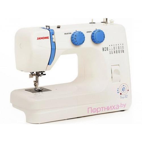 Швейная машинка Janome TOP 12