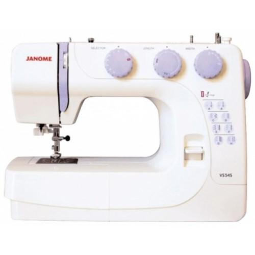Швейная машинка Janome vs54s