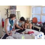 Урок 2. Пришивания пуговиц и выполнение машинных швов.