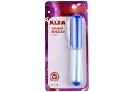 Меловой карандаш Alfa синий