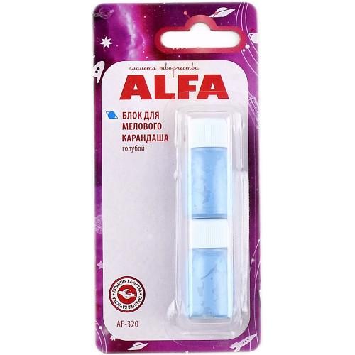 Блок запасной для мелового карандаша ALFA AF-320