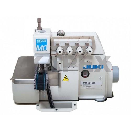 Оверлоки промышленные JUKI MO-6516S с сервомотором