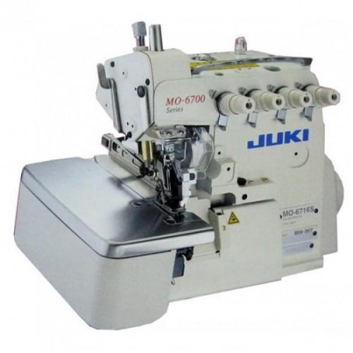 Оверлоки промышленные JUKI MO-6716S с сервомотором